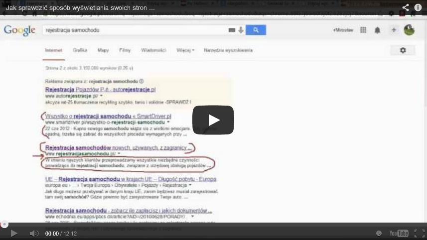 Musisz to sprawdzać, jeśli chcesz przyciągnąć więcej klientów z Google