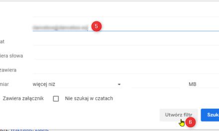 Nie dochodzi poczta na Gmail