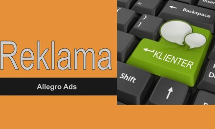 Reklama w Allegro Ads